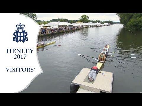 Allemannia v Cambridge - Visitors'   Henley 2017 Day 2