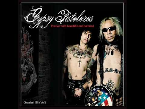 Gypsy Pistoleros - Living Down With The Gypsies