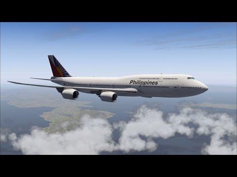 Hijack Mishap - Philippine Airlines Flight 434 - XP11