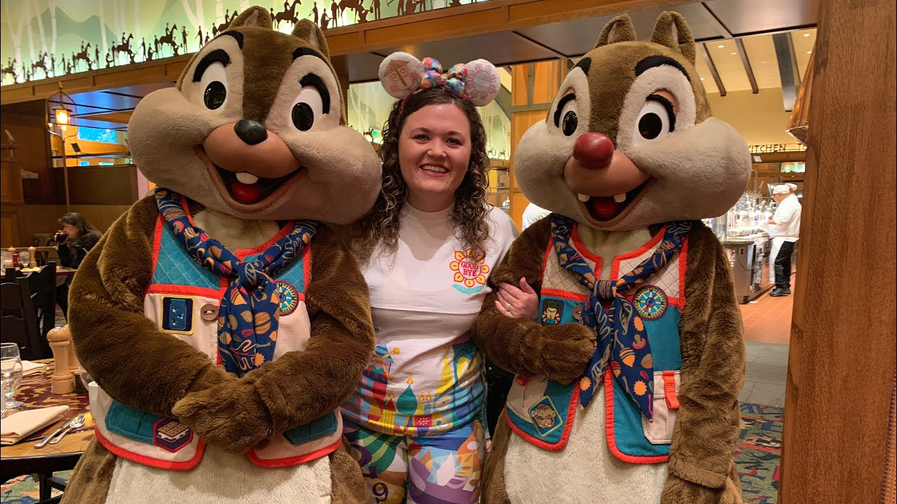 DINING REVIEW: Storytellers Cafe Breakfast at Disney's Grand Californian Hotel