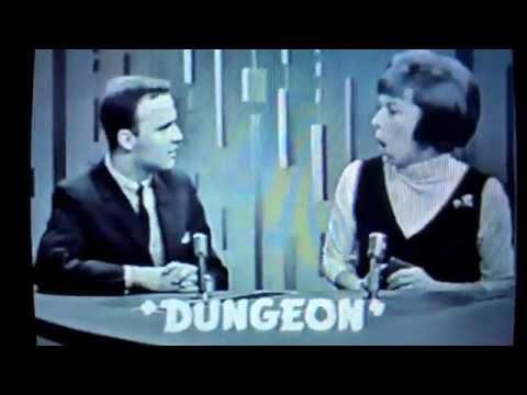 Robert Preston and Carol Burnett