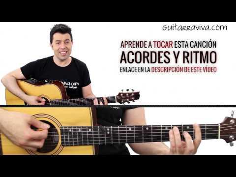 Bailando acordes de guitarra enrique iglesias funnydog tv for Tu jardin con enanitos acordes
