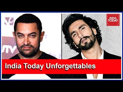 India Today Unforgettables: Aamir Khan & Ranveer Singh Exclusive Chat