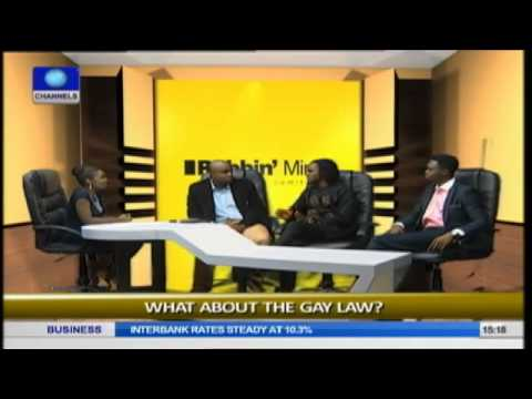 Gay Rights Act Will Enhance Morality  - Lawyer Prt2