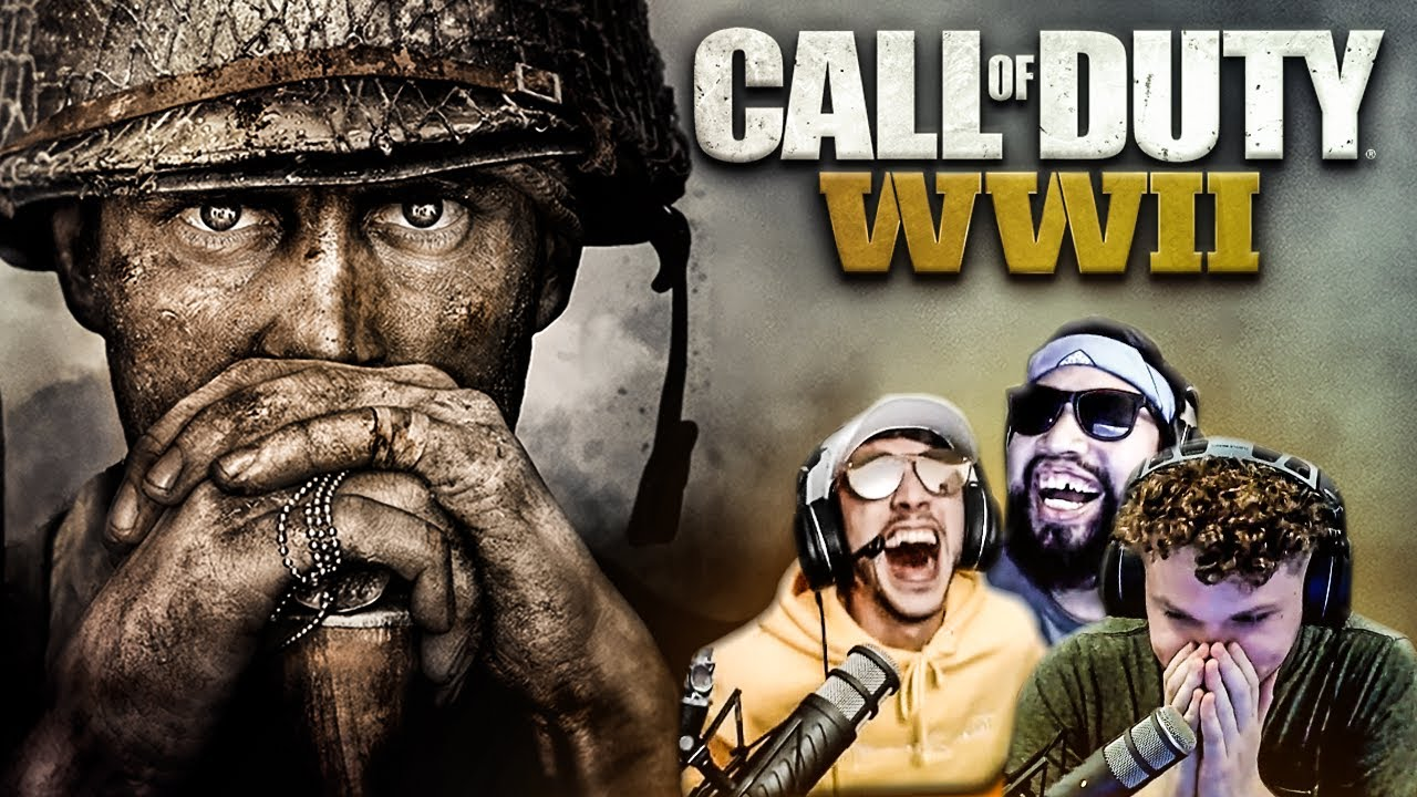 What CALL OF DUTY: WW2 looks like in 2020!!