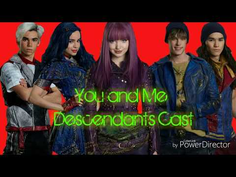 You and Me Lyrics-Descendants 2 cast