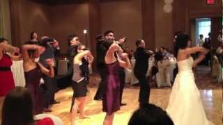 GANGNAM STYLE (by PSY) WEDDING Dance Intro!