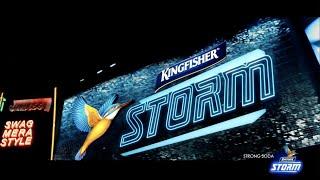 Kingfisher Storm presents Woofer! #SwagMeraStyle