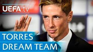 Fernando Torres: My dream five-a-side