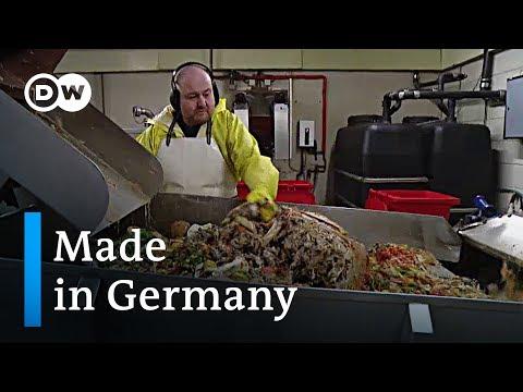 Potsdamer Platz - Müllentsorgung Unterirdisch   Made In Germany
