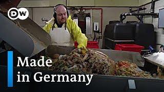 Potsdamer Platz - Müllentsorgung unterirdisch | Made in Germany