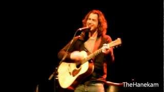Chris Cornell - scar on the sky + ground zero - Live Copenhagen, July 3rd 2012