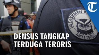 Densus 88 dan Polres Blitar Berhasil Menangkap Tiga Terduga Teroris di Blitar Raya