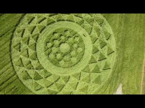 Earth Signs from Above - Series 1 1of3 || Crop Circles A Modern Mystery- HD 720p