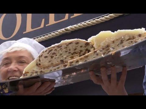 شاهد: عرض إحدى أكبر كعكات -شتولن- في مدينة درسدن الألمانية…  - نشر قبل 5 ساعة