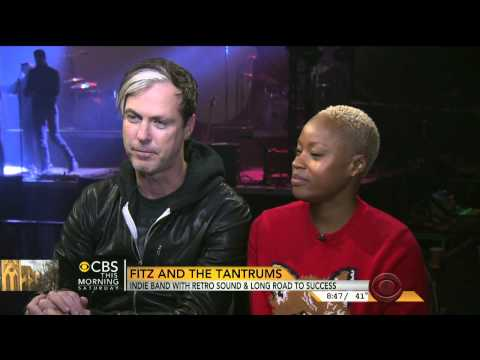 Fitz and The Tantrums Interview And Live Out Of My League