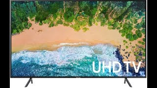 Samsung 49NU7100 || Series 7 49 inch Ultra HD 4K LED Smart TV