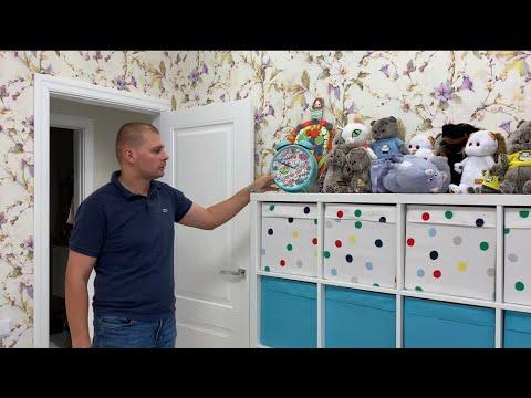 ВЛОГ Кровать для комнаты Алисы ! Лёша получил права!!!