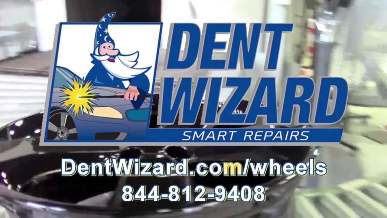 Dent Wizard Wheel Refinishing - YouTube