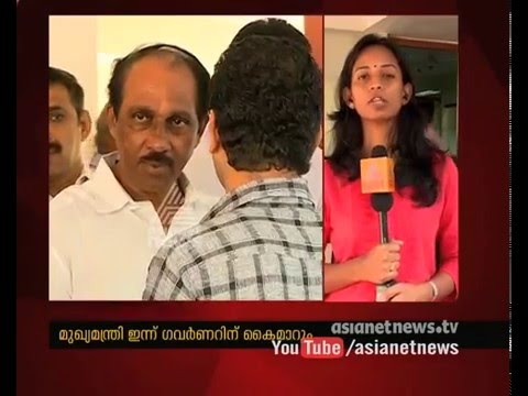 K Babu responses |K Babu stands firm,Chandy to hand over resignation letter today.