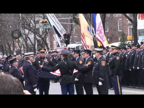 A final salute to firefighter Gary Stephens