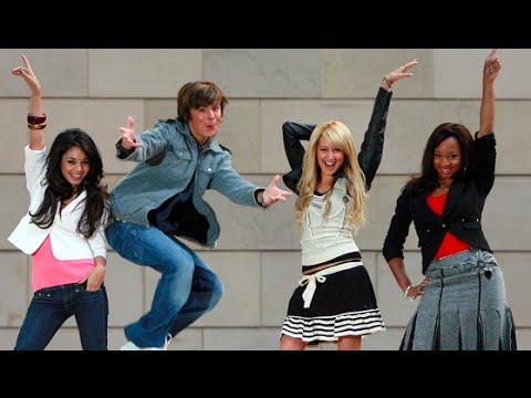 High School Musical 4 characters announced!