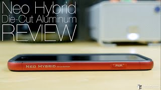 spigen neo hybrid aluminum for apple iphone 6   review 4k