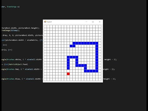Tutorial | Simple Snake Game | C# | Step By Step