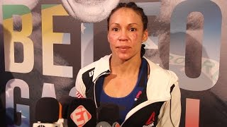 UFN 106: Marion Reneau Disagrees With Judges, Wants Rematch with Bethe Correia After Draw