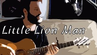 Mumford and Sons Little Lion Man Cover Dustin Prinz Live