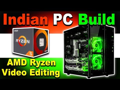 Repeat 35000 Rs  Best AMD Ryzen Gaming & Video Editing PC Build
