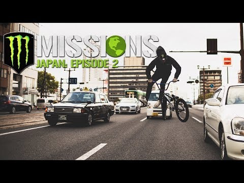 MONSTER ARMY MISSIONS | JAPAN: EPISODE 2 - EXPLORING HIROSHIMA