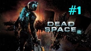 """Dead Space 2"", HD walkthrough (Hardcore), Intro + Chapter 1"