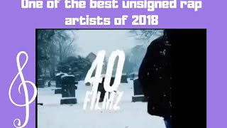 Incredible kid is one of the best unsigned new rap artists 2018