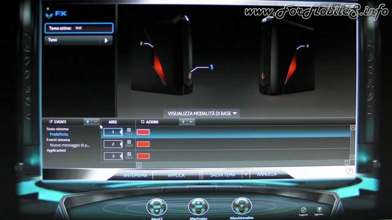 Alienware command center windows 8 / 3 initials