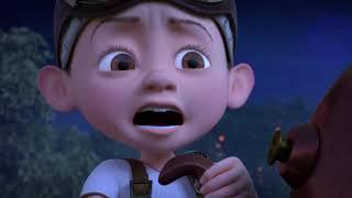 В Погоне за Сенсацией Часть 2 - Джинглики российские мультфильмы для детей 2019