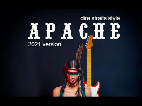 Apache - Mark Knophler (Dire Straits) style - Guitar Vladan 2021 version