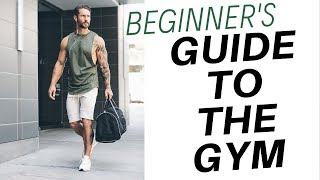 A BEGINNER'S GUIDE TO THE GYM — The Top Things You Need To Know