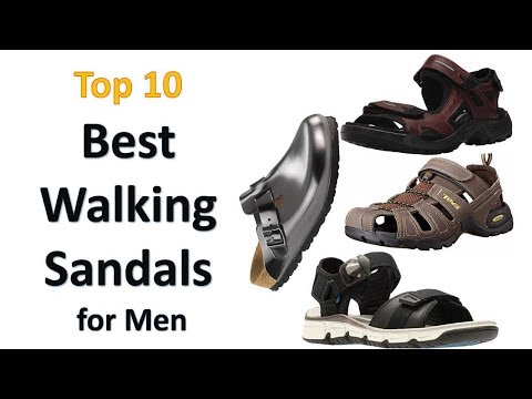 Best Walking Sandals for travel || Best Walking Sandals for Men 2019