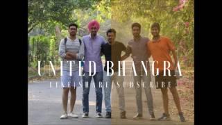 united bhangra choreography on jiggra   garry sandhu   best punjabi bhangra dance video