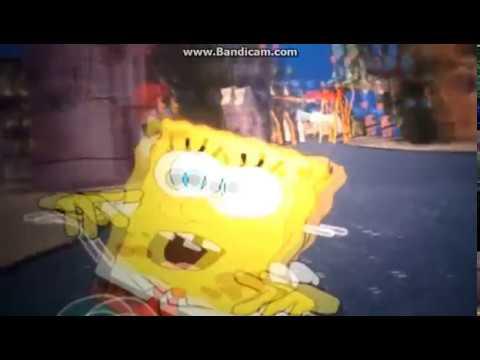 SpongeBob SquarePants 4-D Ride (Attraction Version)