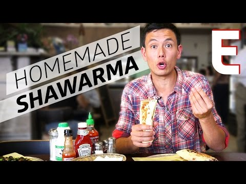 Authentic Lebanese Shawarma In LA — Dining on a Dime