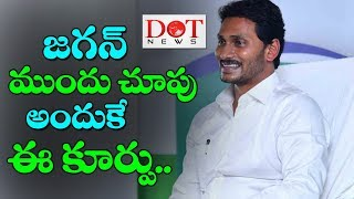 AP CM YS Jagan Taken Care About AP Cabinet Ministries | CM Jagan Cabinet | Dot News