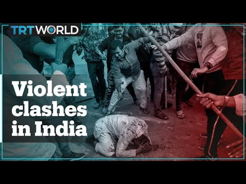 Clashes Over Citizenship Law In India Turn Deadly