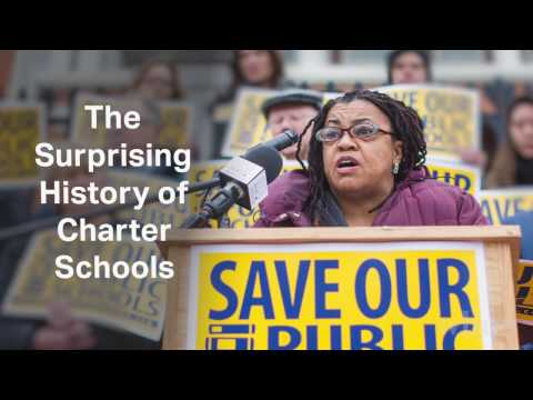 The Surprising History Behind Charter Schools