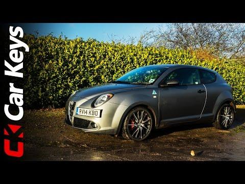 Alfa Romeo MiTo 2015 review - Car Keys