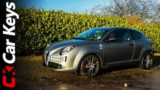 Alfa Romeo MiTo 2015 review - Car Keys