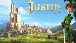 Justin And The Knights Of Valour - Heroes Film feat Rebecca Ferguson thumbnail