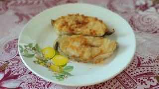 Пикша жареная / Fried Haddock