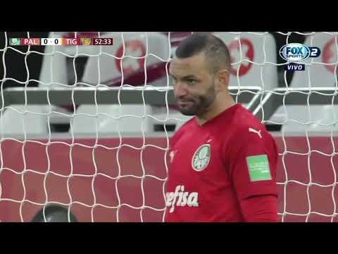 Gol de André Pierre Gignac | Palmeiras vs Tigres | (0-1) Mundial de Clubes 2021